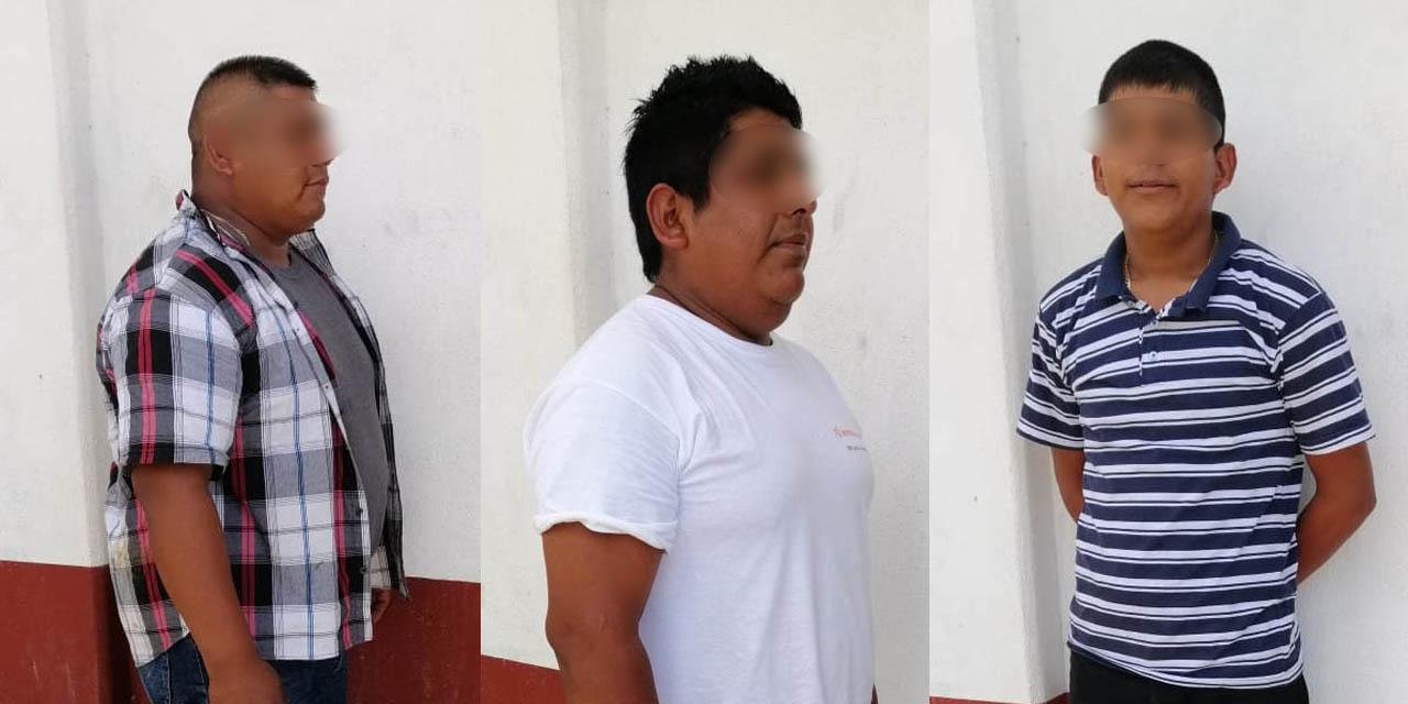 Detienen a tres sujetos armados en la Cuenca del Papaloapan   El Imparcial de Oaxaca