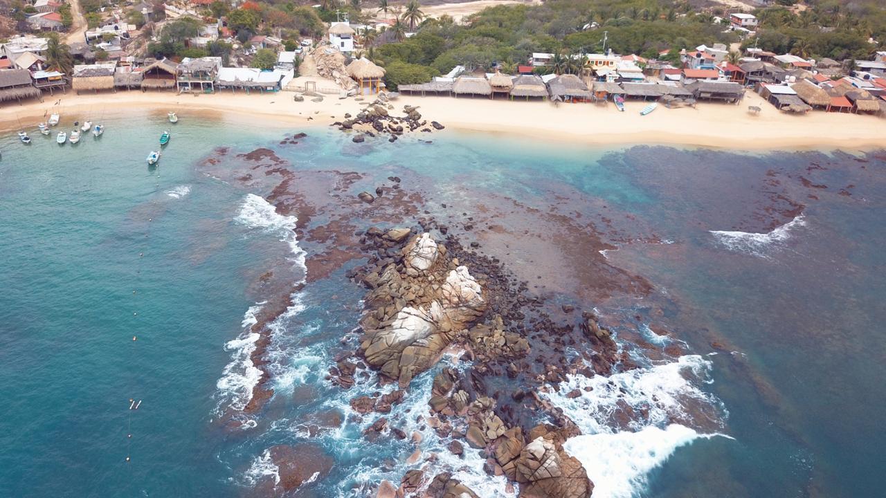 Así luce la Costa de Oaxaca después del sismo | El Imparcial de Oaxaca