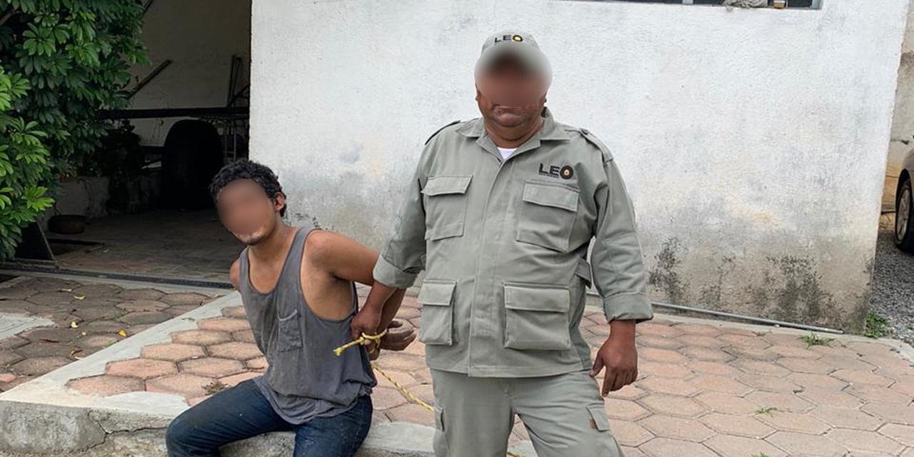 Detienen a ladrón en pensión de autos en Calzada Héroes de Chapultepec | El Imparcial de Oaxaca