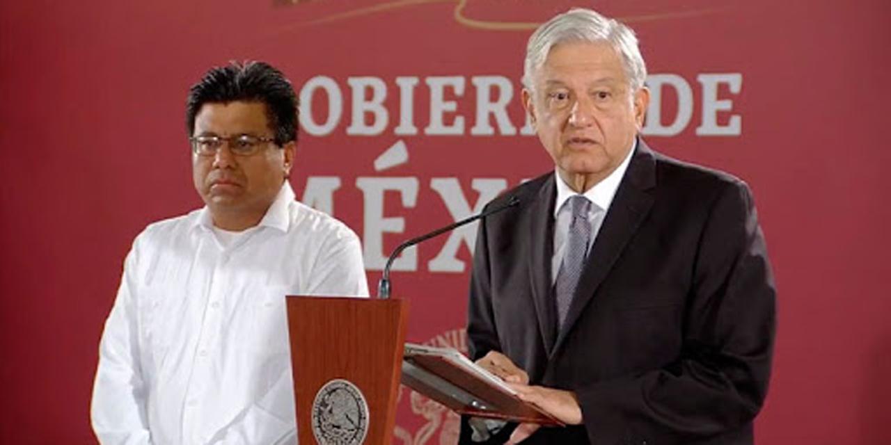 Titular del INPI, al nivel salarial de AMLO | El Imparcial de Oaxaca