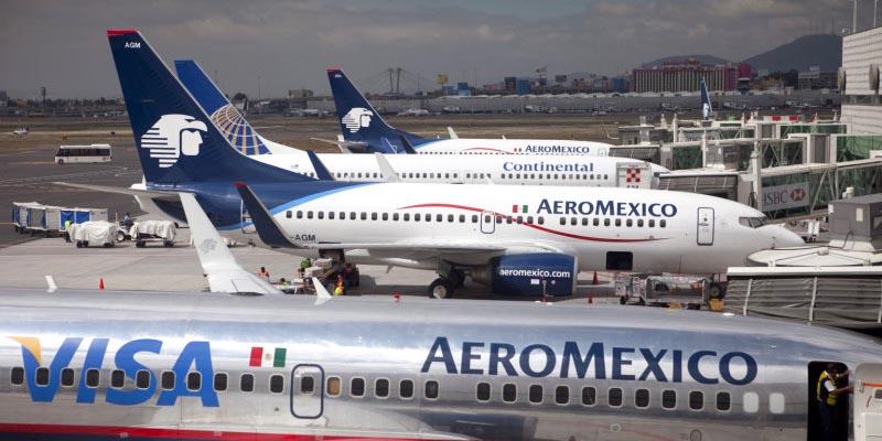 Aeroméxico analiza declararse en bancarrota para recibir apoyo de EU   El Imparcial de Oaxaca