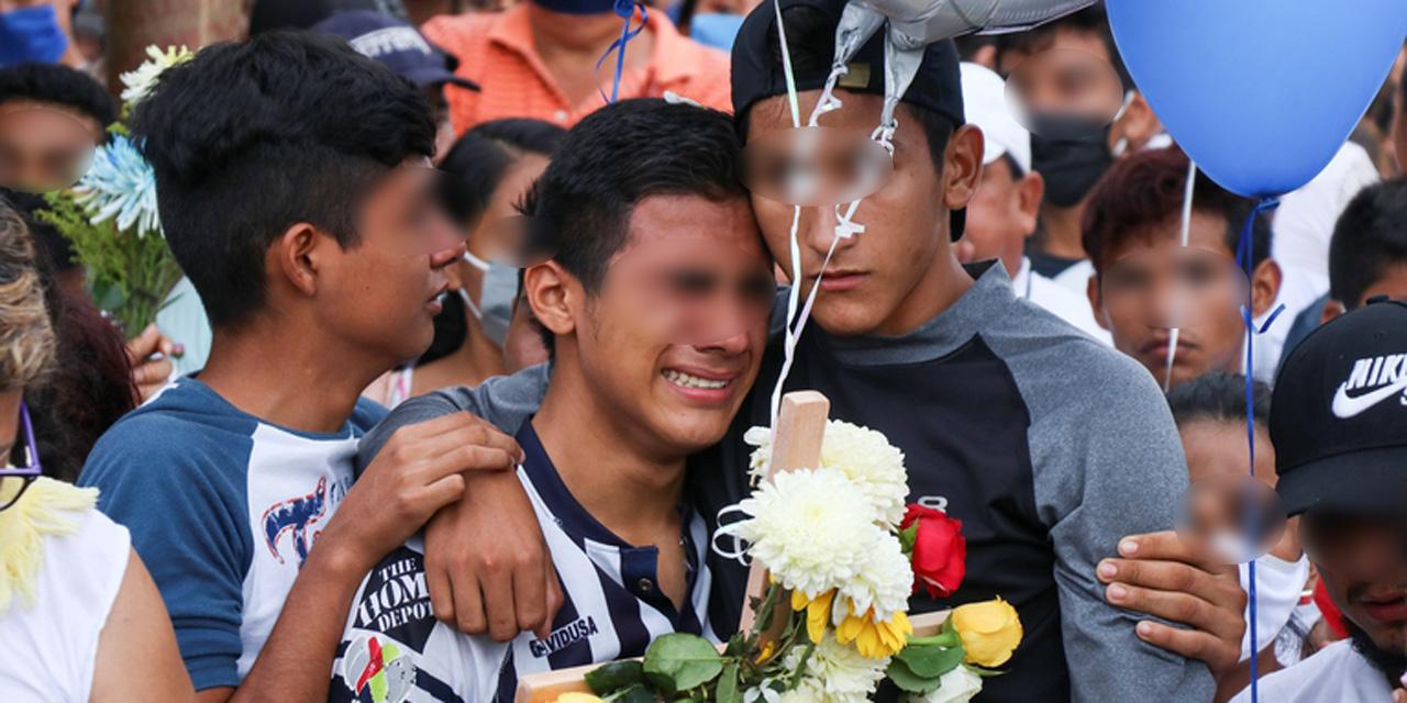 Justicia para Alexander; detienen a presunto policía homicida | El Imparcial de Oaxaca