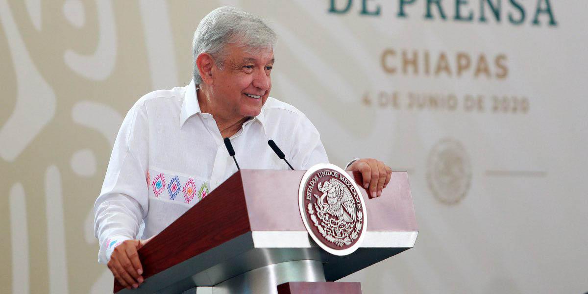 """""""No mentir, no robar, no traicionar, previene Covid-19"""":AMLO   El Imparcial de Oaxaca"""