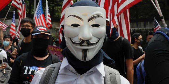 Anonymous esta de regreso | El Imparcial de Oaxaca