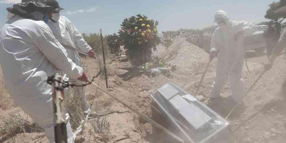 Brasil con más de mil víctimas diarias por Covid-19 | El Imparcial de Oaxaca