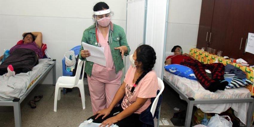 Bolivia nuevamente supera los mil contagios de Covid-19   El Imparcial de Oaxaca