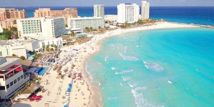 En Cancún, los hoteles empezarán a recibir turistas a partir del 8 de junio | El Imparcial de Oaxaca