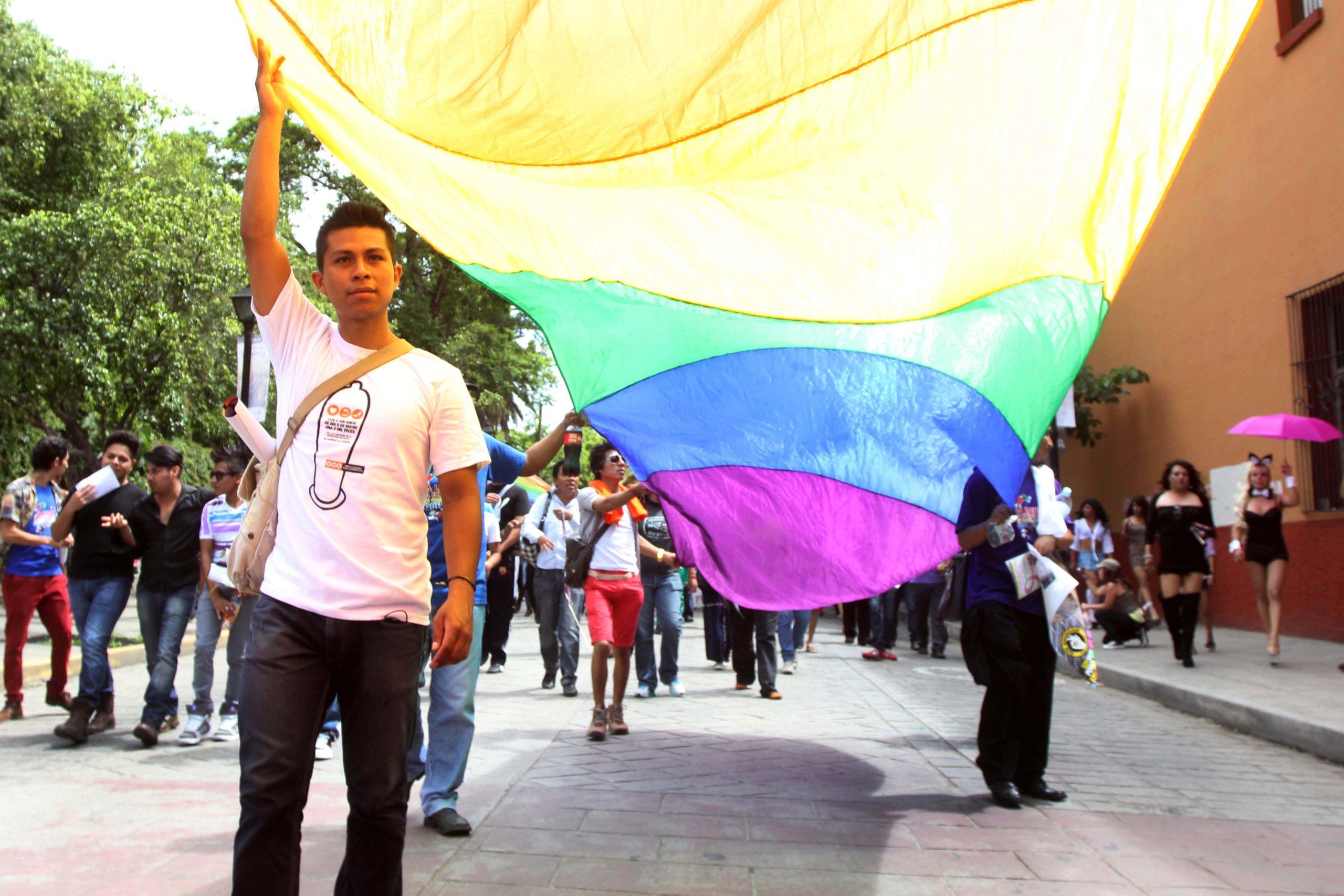 Se celebra Día del Orgullo LGBTTTI+ en Oaxaca a distancia | El Imparcial de Oaxaca