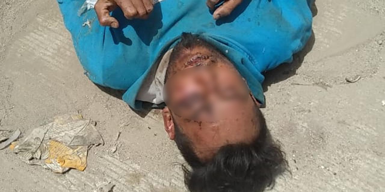 Muere indigente en Pueblo Nuevo   El Imparcial de Oaxaca