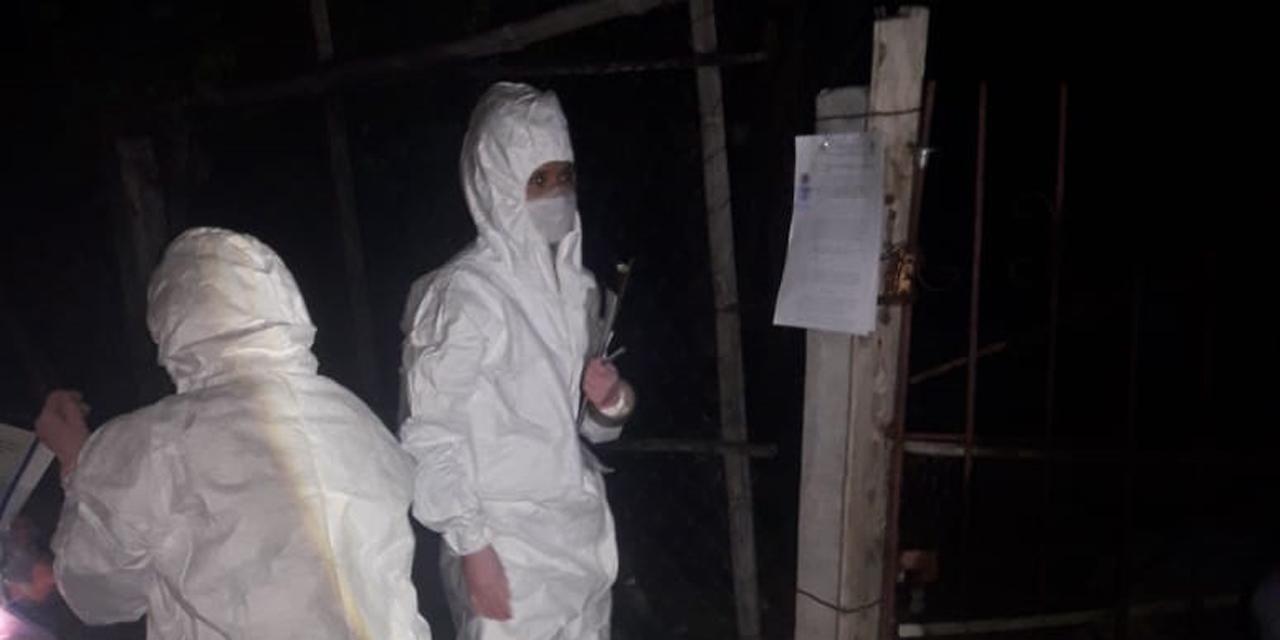 Hallan cadáver de mujer durante cateo en Huajuapan | El Imparcial de Oaxaca