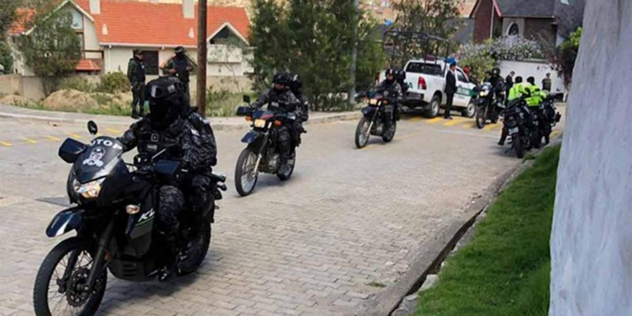 Embajada de México en Bolivia reporta movilización policiaca | El Imparcial de Oaxaca