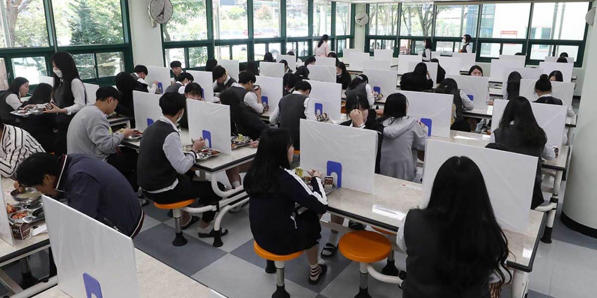 Abren escuelas en Corea del Sur pese a repunte de casos | El Imparcial de Oaxaca