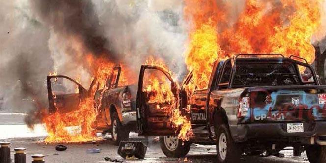 Enrique Alfaro denuncia injerencia en manifestación por Giovanni | El Imparcial de Oaxaca