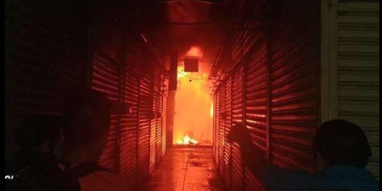 Mercados de Oaxaca en riesgo de incendio; no hay protocolos   El Imparcial de Oaxaca