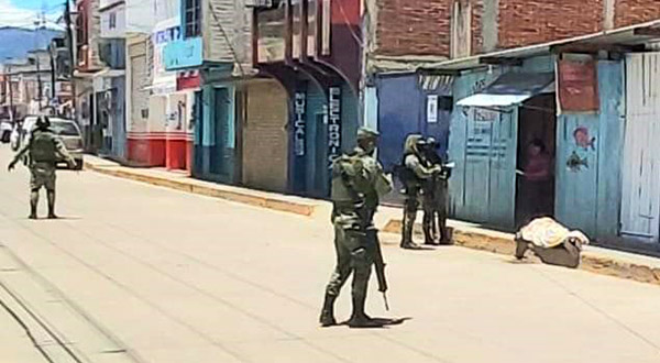 Hombre muere súbitamente caminando en Miahuatlán | El Imparcial de Oaxaca