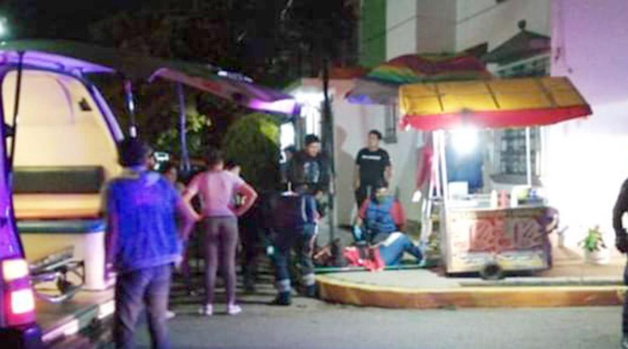 Mujer es herida de bala tras atraco en San Jacinto Amilpas | El Imparcial de Oaxaca