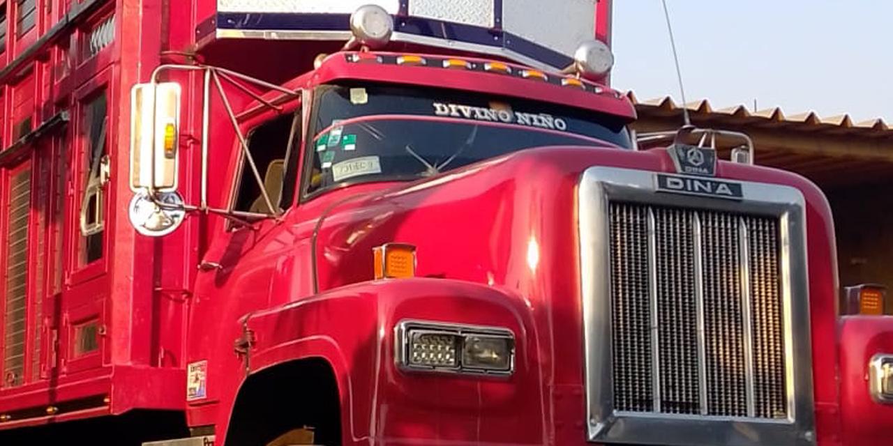 Roban un camión cargado con blocks en Zimatlán   El Imparcial de Oaxaca
