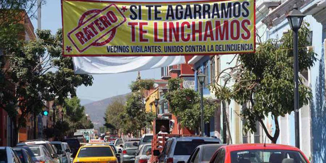 Se dispara delincuencia en Oaxaca en 2 años   El Imparcial de Oaxaca