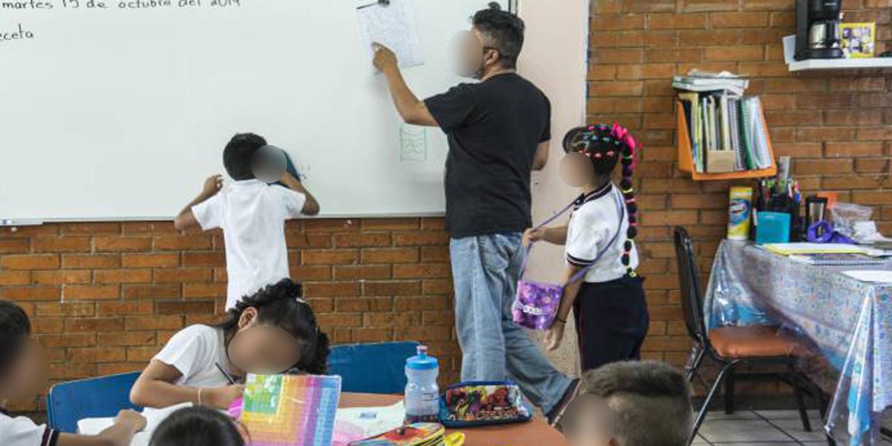 Comunidades de Oaxaca respetan métodos de enseñanza de maestros | El Imparcial de Oaxaca