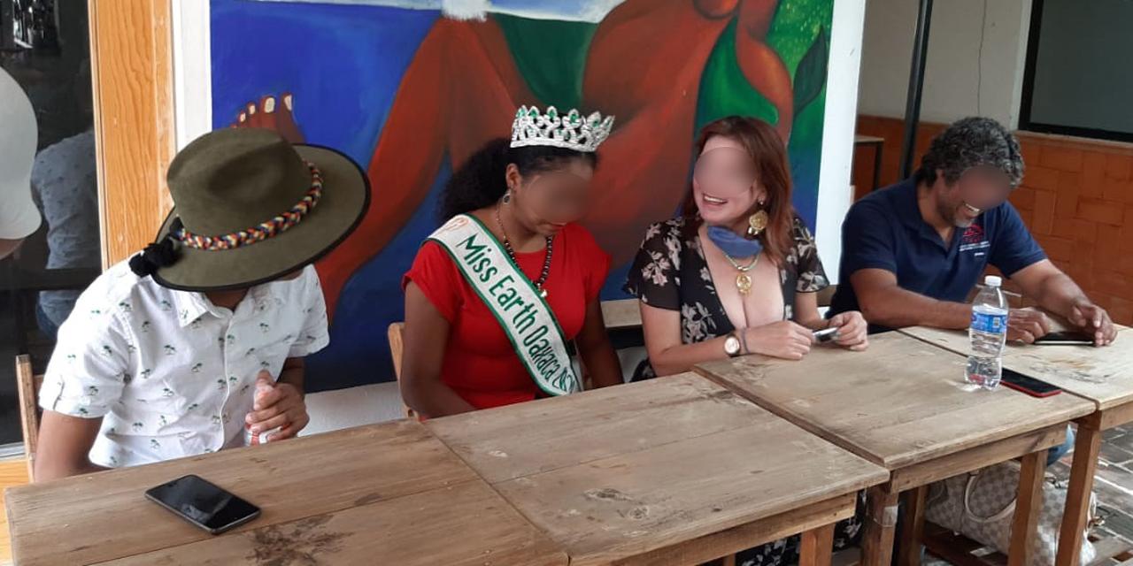 'Miss Earth' se suma al apoyo a familias afectadas por sismo   El Imparcial de Oaxaca