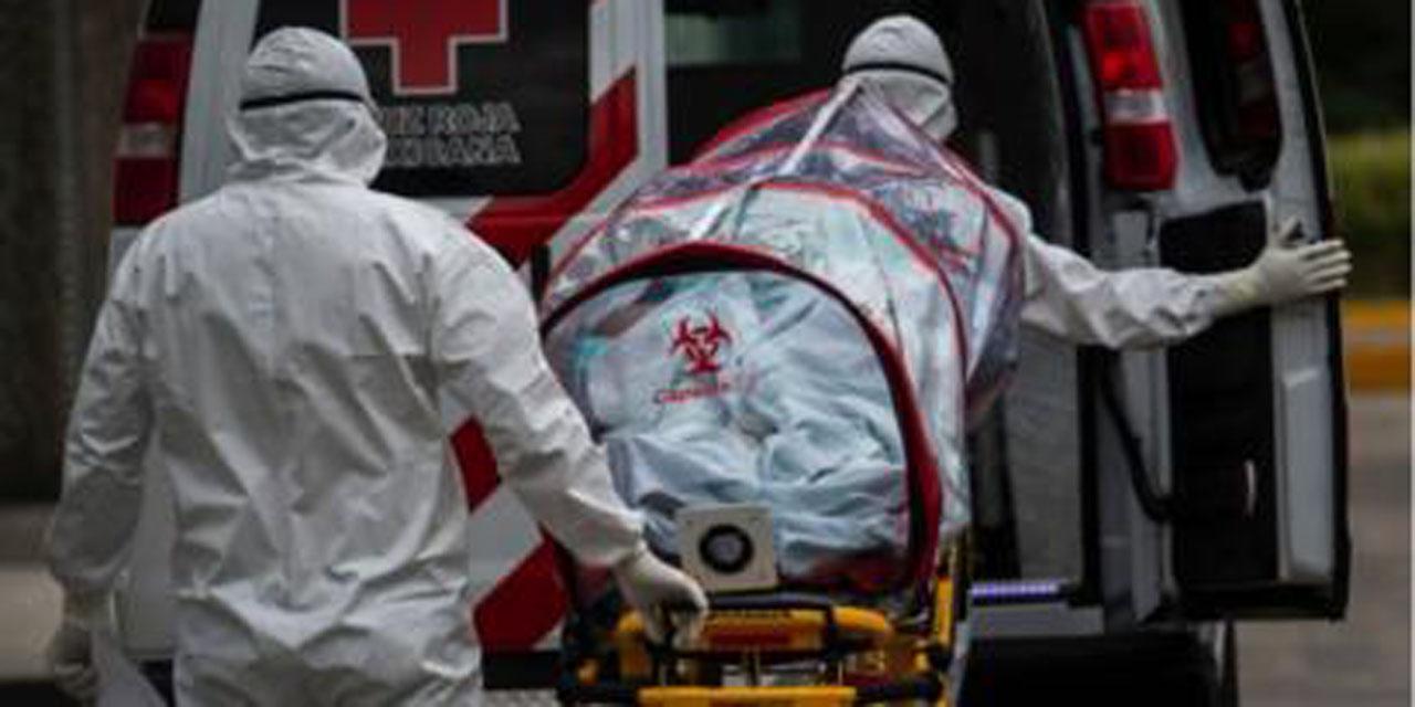 Muertes por Covid-19 iguala cifra de asesinatos en Oaxaca | El Imparcial de Oaxaca