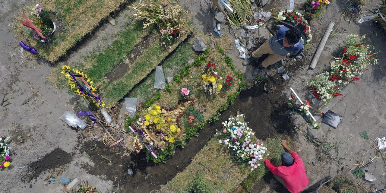 Suben a 10,515 los casos de Covid-19 en Oaxaca; hay 959 fallecidos | El Imparcial de Oaxaca