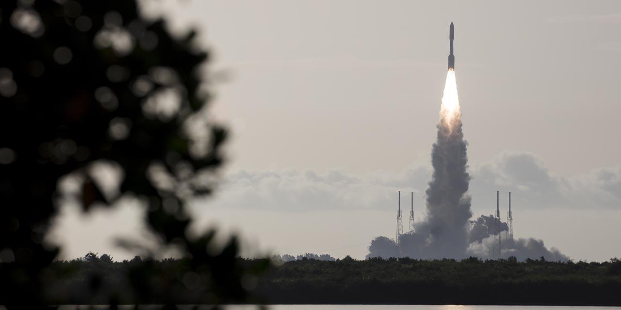 Video: NASA lanzó la misión Mars 2020 con éxito a Marte   El Imparcial de Oaxaca