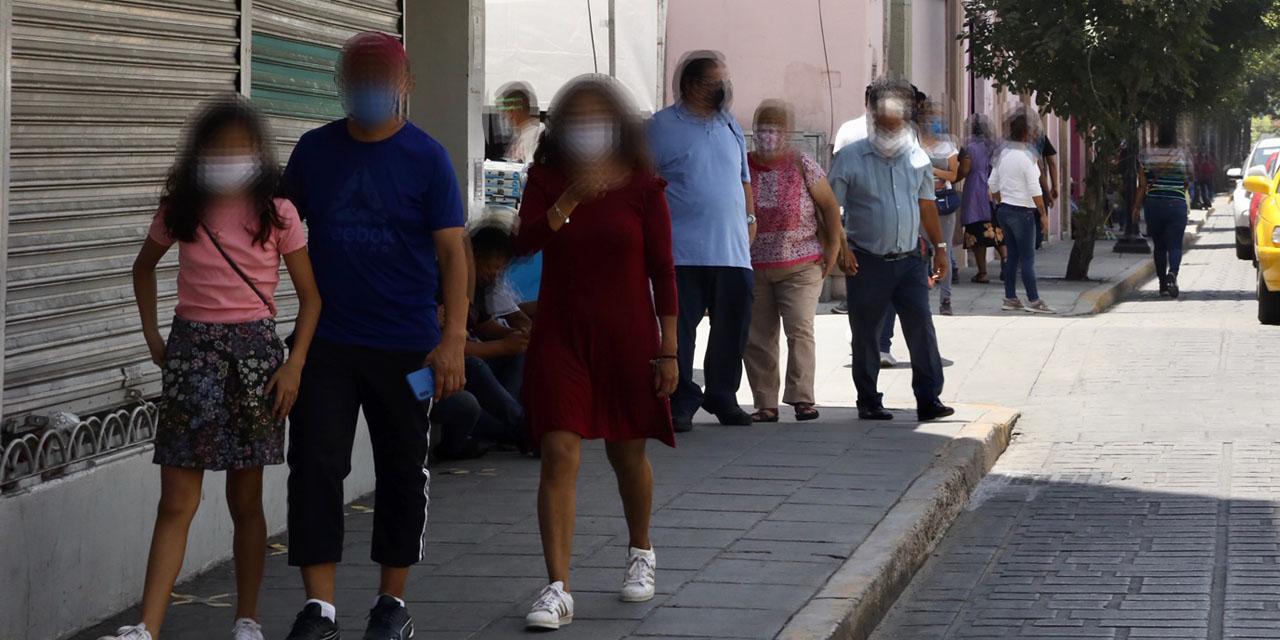 Baja esta semana ritmo de contagios por Covid-19 en Oaxaca | El Imparcial de Oaxaca