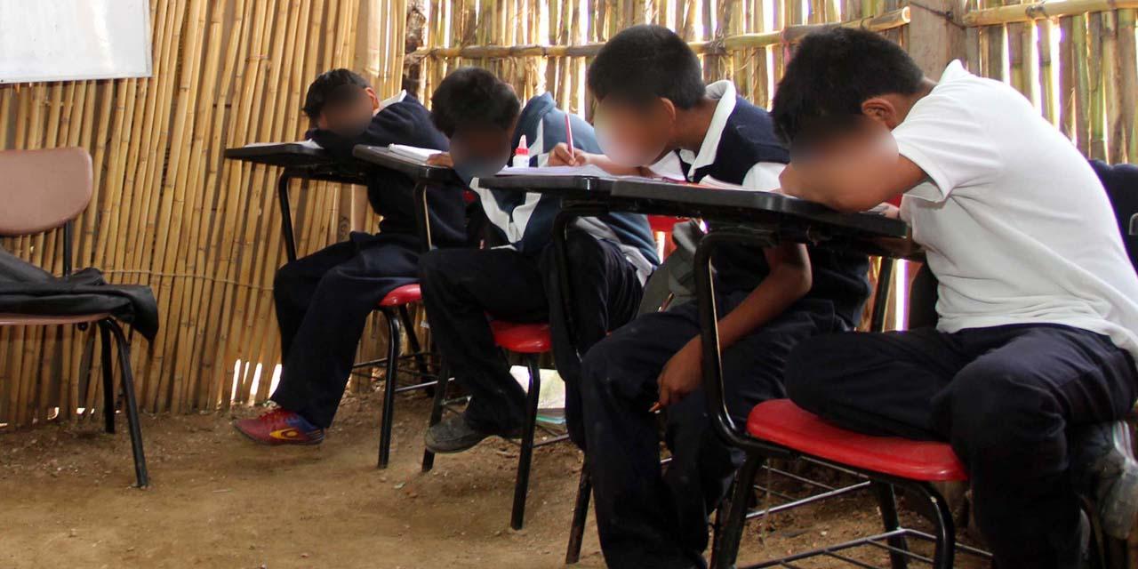 7 mil alumnos de Oaxaca dejan la escuela por pandemia | El Imparcial de Oaxaca