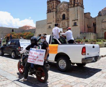 Claman apertura de bares en Oaxaca
