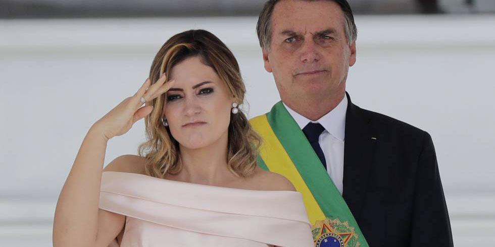 Esposa de Jair Bolsonaro da positivo a Covid-19 | El Imparcial de Oaxaca