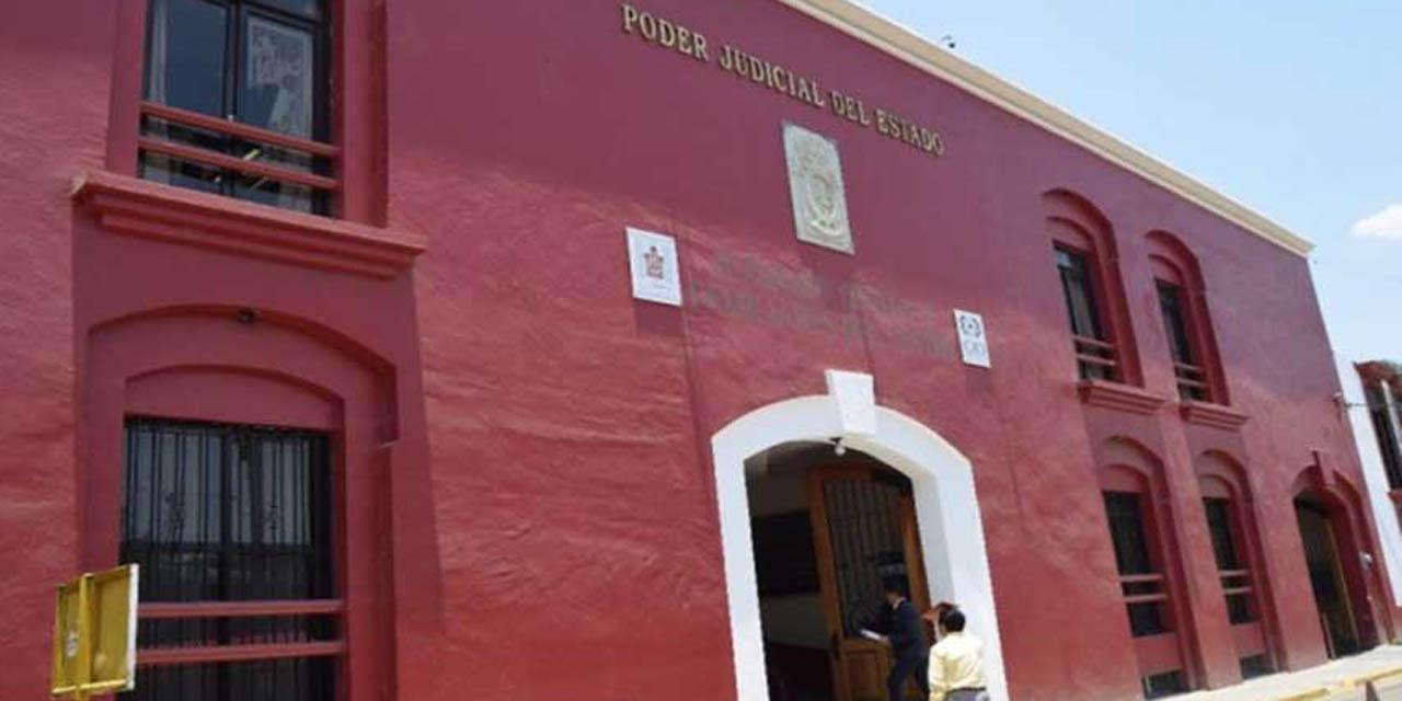 Trabajadores de Juzgado 2° Familiar a cuarentena   El Imparcial de Oaxaca