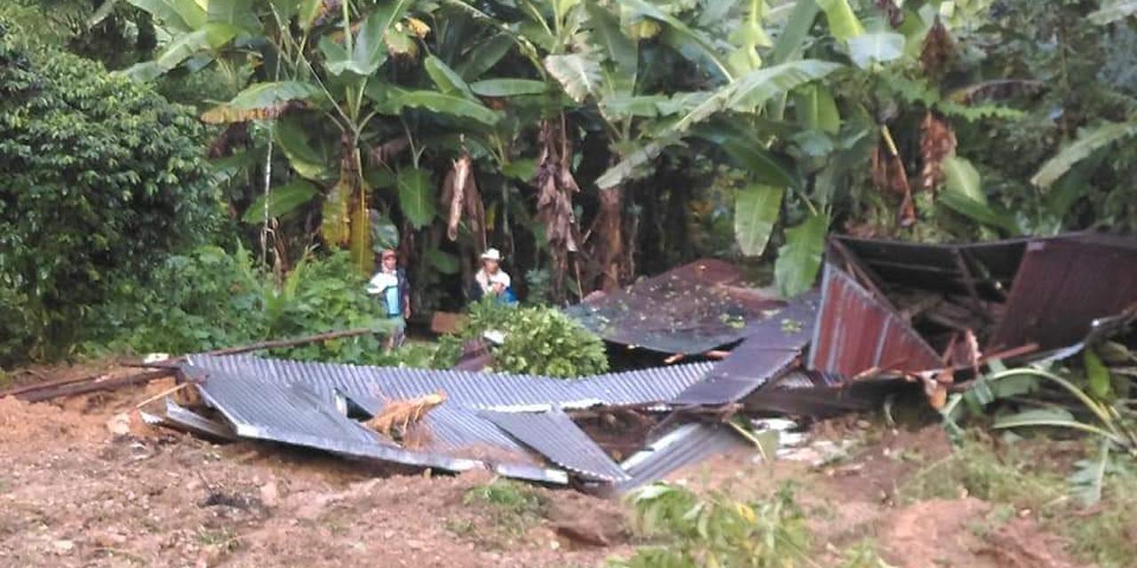 Onda Tropical 15 deja fallecidos en Sierra Mazateca   El Imparcial de Oaxaca
