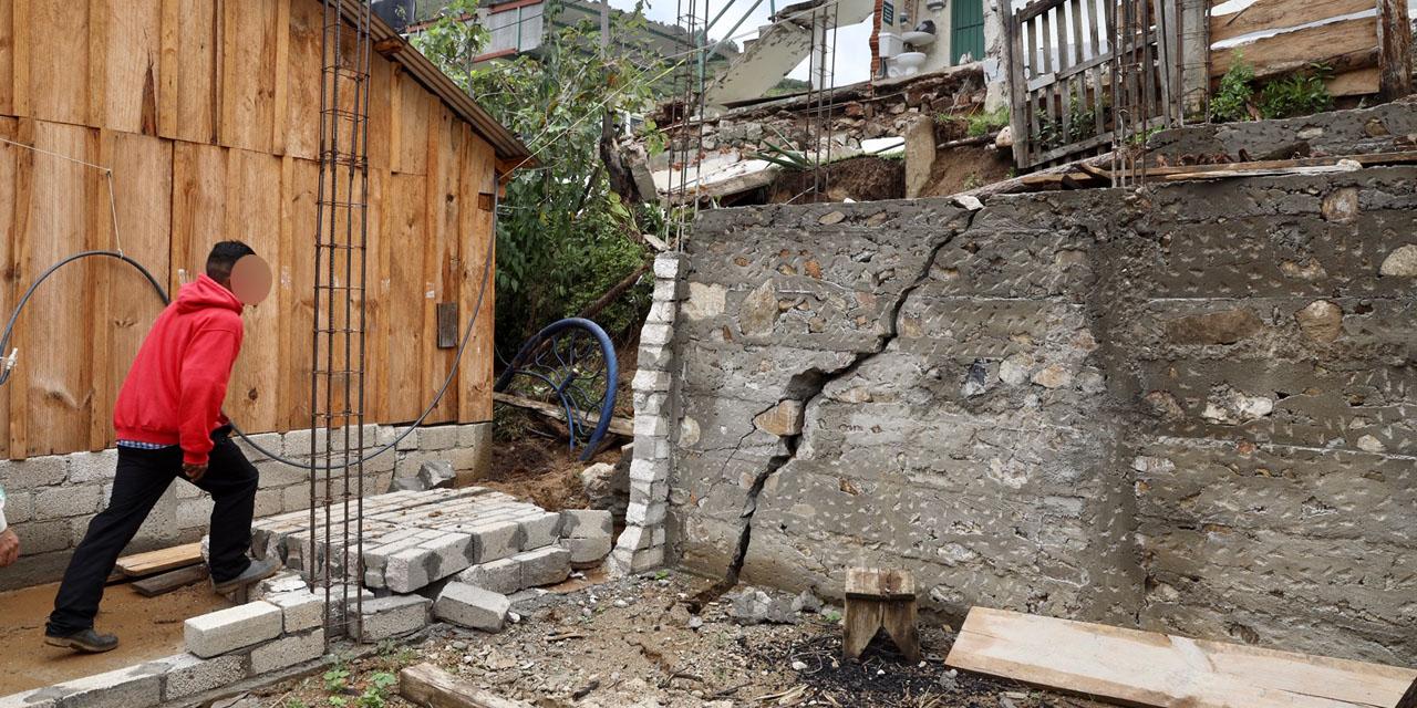 Sismo dejó daños en 72 escuelas públicas de Oaxaca | El Imparcial de Oaxaca