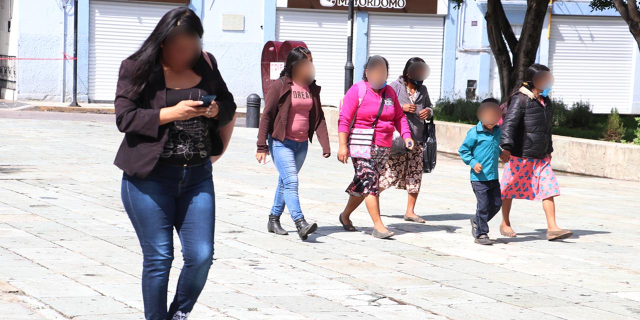 Gobernador pide disciplina para evitar retroceso a semáforo rojo | El Imparcial de Oaxaca