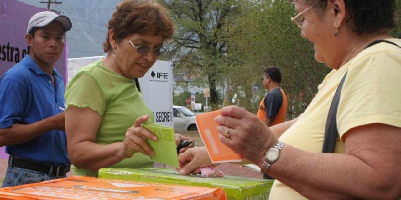 Voto femenino vigente desde hace 65 años | El Imparcial de Oaxaca