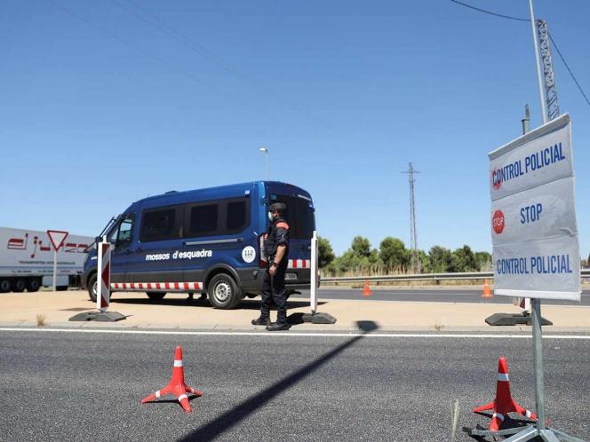 Ponen en cuarentena a más de 200 mil personas en Cataluña por rebrote de Covid-19 | El Imparcial de Oaxaca