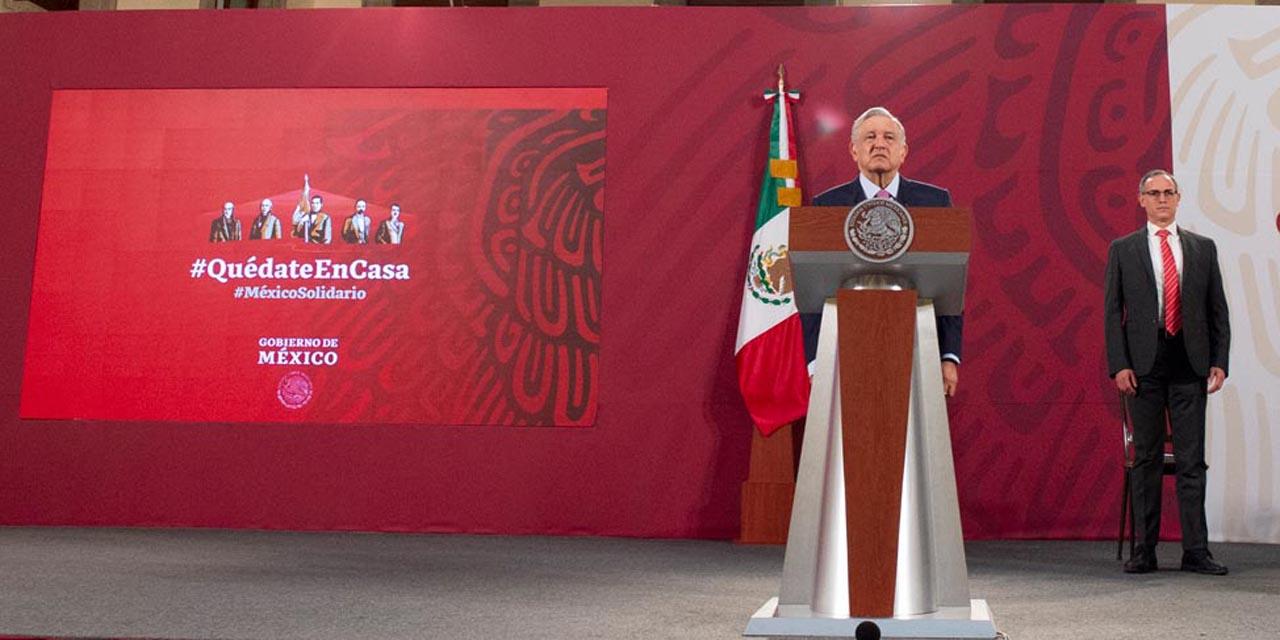 10 gobernadores exigen la renuncia inmediata de Hugo López-Gatell | El Imparcial de Oaxaca