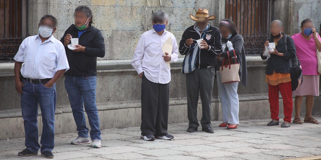 Oaxaca se acerca a los 6 mil casos de Covid-19 | El Imparcial de Oaxaca