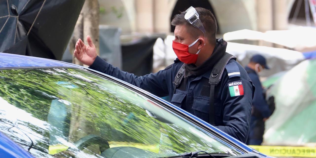 Policías sin capacitación operan en municipios de Oaxaca   El Imparcial de Oaxaca