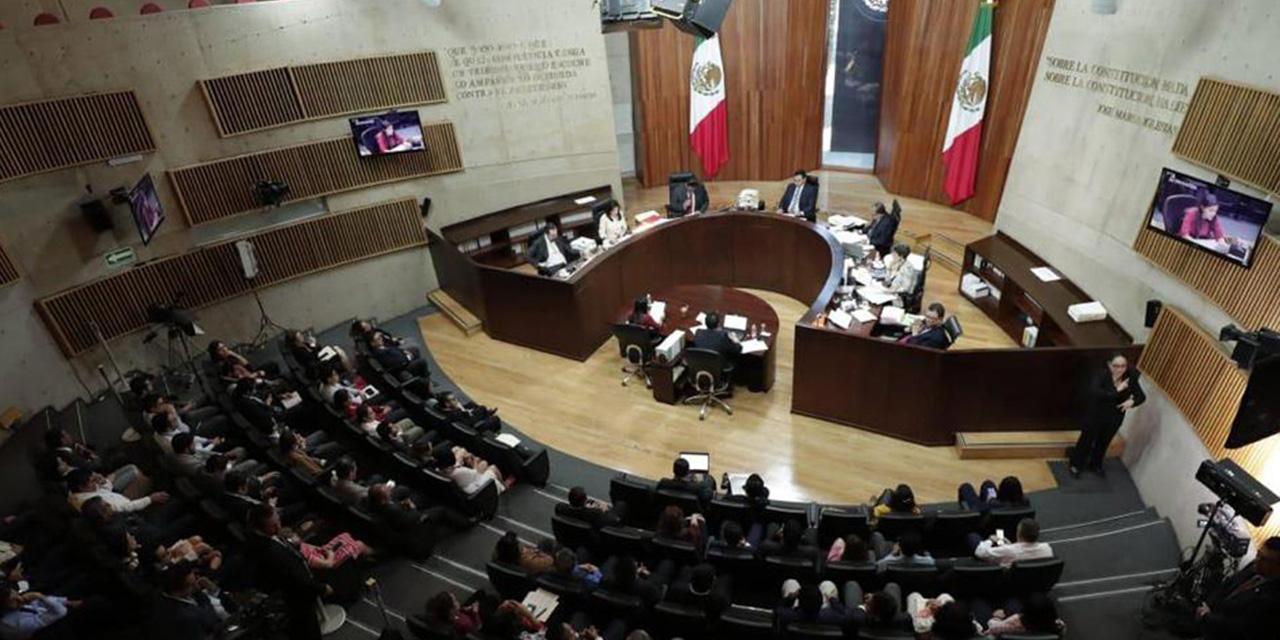 TEPJF valida elecciones de Sistemas Normativos   El Imparcial de Oaxaca