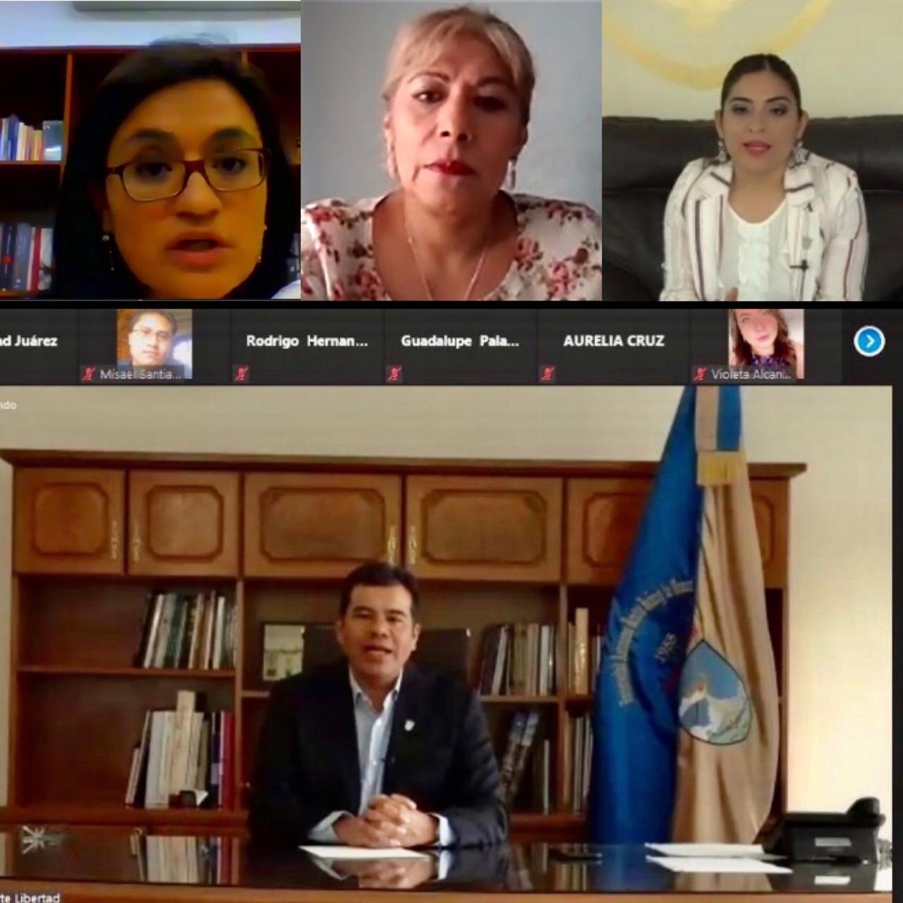 La UABJO suma esfuerzos por la Tipificación del delito de feminicidio   El Imparcial de Oaxaca