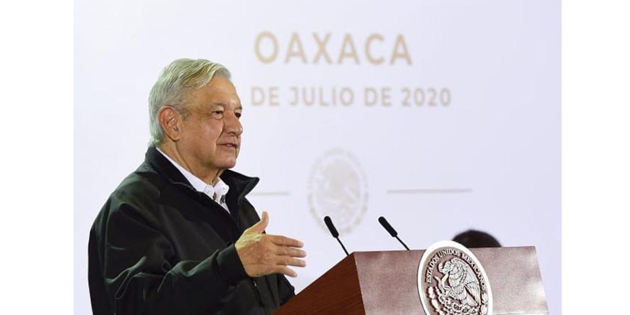 AMLO pide denunciar a involucrados en Odebrecht | El Imparcial de Oaxaca