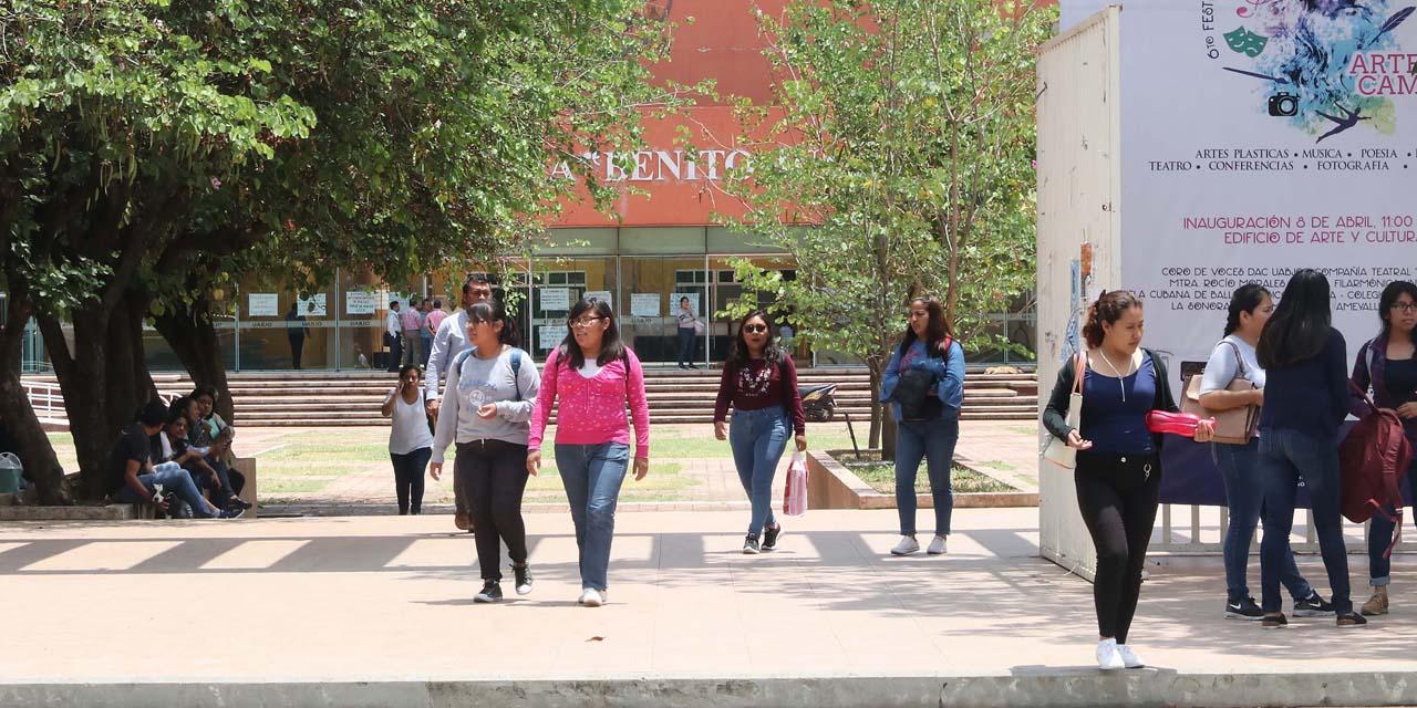 Exámenes de admisión UABJO se posponen para agosto | El Imparcial de Oaxaca