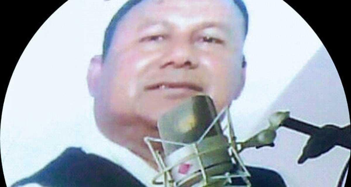 Gustavo Sánchez, reportero de nota roja en Tehuantepec fue baleado en su domicilio | El Imparcial de Oaxaca