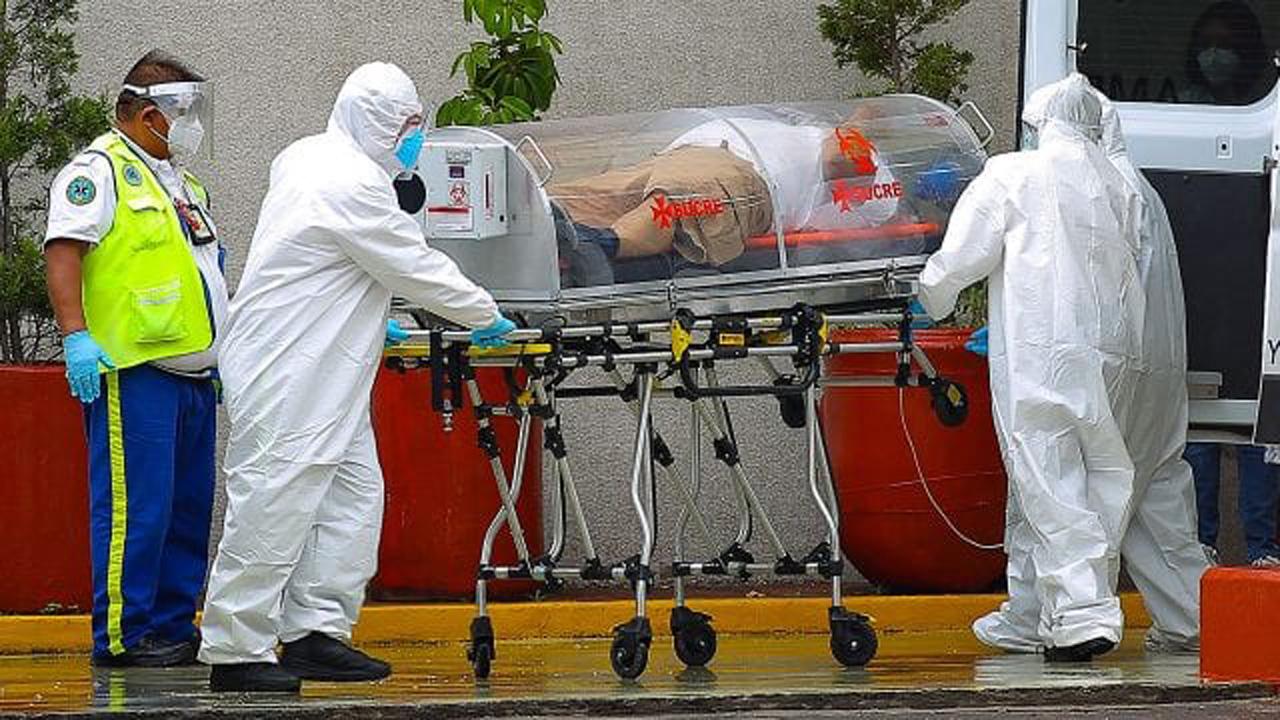 En la última semana murió una persona cada 2 minutos por Covid-19 en México | El Imparcial de Oaxaca