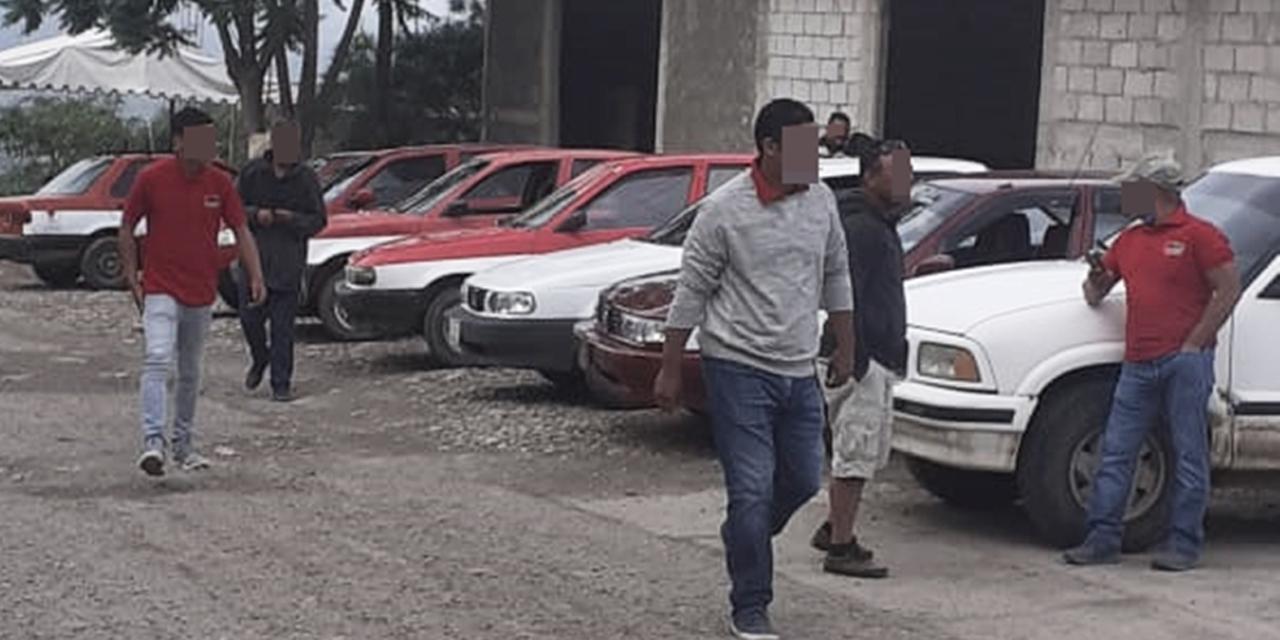 Protestan por nueva línea de transporte en La Mixteca   El Imparcial de Oaxaca