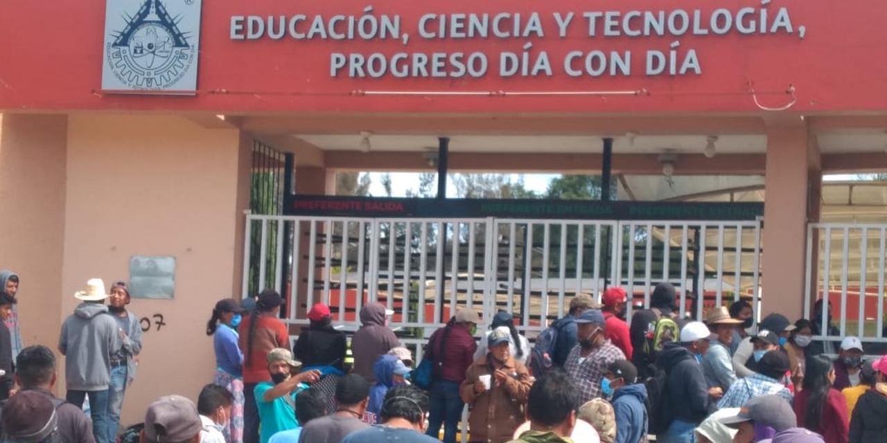 Se rompe diálogo en conflicto de Tlaxiaco | El Imparcial de Oaxaca