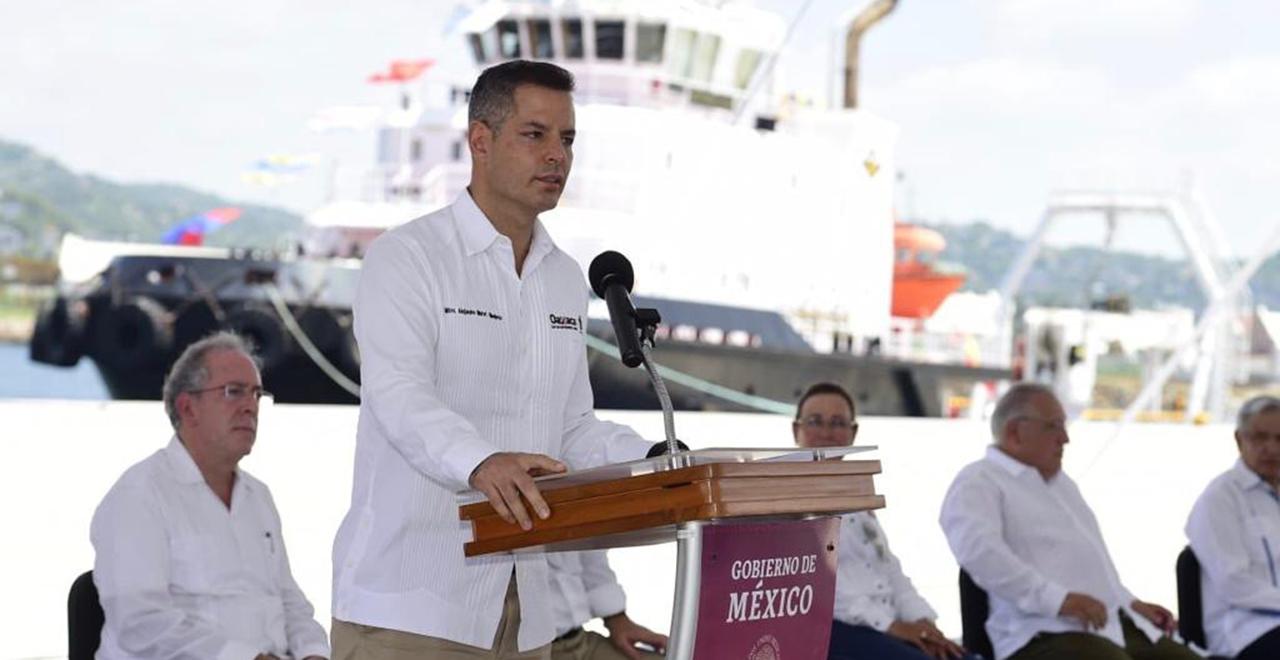 Visita presidencial es oportunidad  de construir y crecer: Murat | El Imparcial de Oaxaca