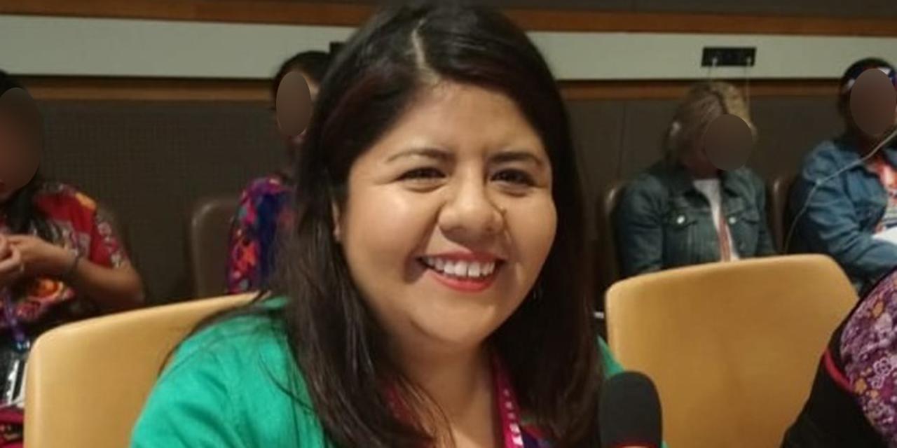 Oaxaqueña busca  encabezar Conapred   El Imparcial de Oaxaca